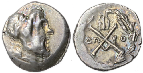 achaean league coin