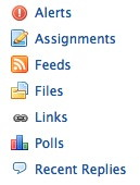 Edmodo options
