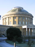 Ickworth in the sun