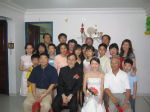 Li Shien's wedding