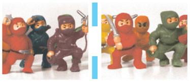 The Tiny Ninja Theater