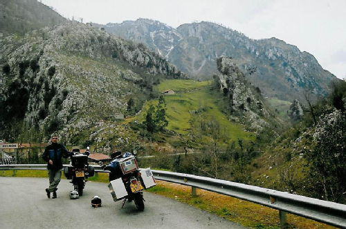 Ride to Arenas de Cabrales