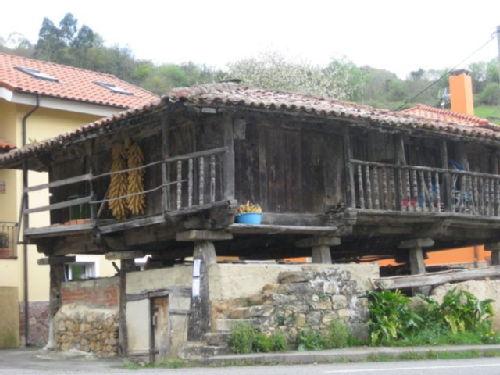 Picos grain store