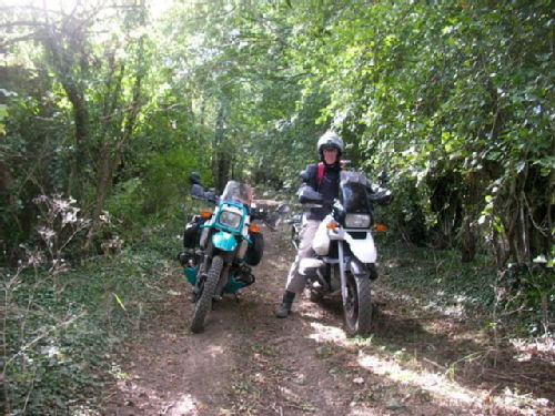 Banbury track