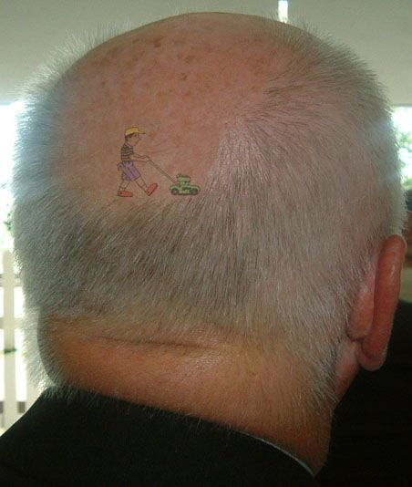 Tattoo of the Year. Well, it doesnt need any comment , does it?