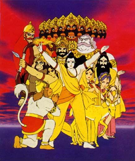 Anime In India: Ramayan On Net, 28/05/05, Ritesh's Blog