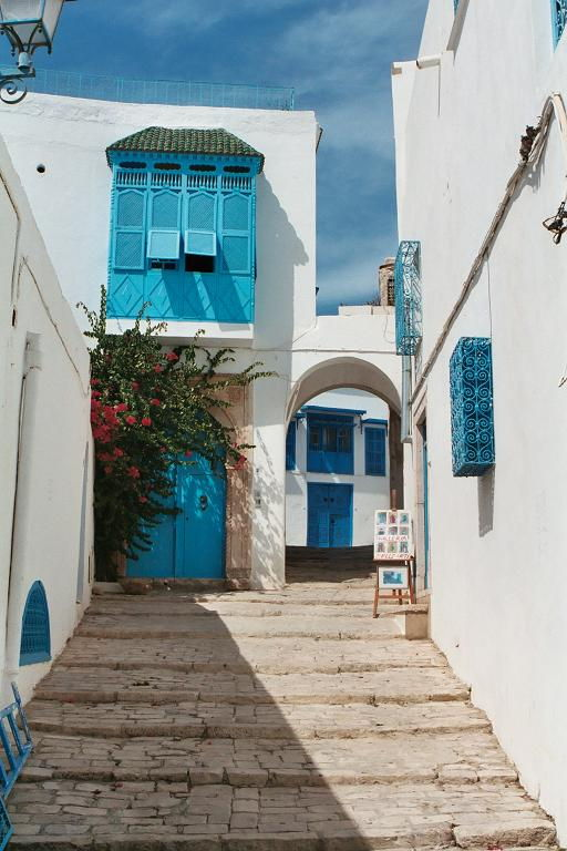 Architecture Tunisia