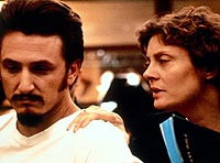 Sean Penn and Susan Sarandon in DEAD MAN WALKING (1995)