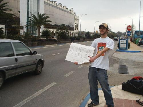 outside of Marbella