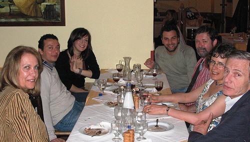The Families Molfetas, McGonigle, Alexios & Helena