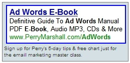 Perry Marshalls Definitive Guide