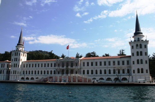 Kulelei Military School, Istanbul.
