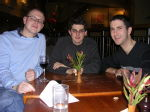 25th birthday - Phil, Thomas, Laurence