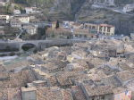 Entrevaux - rooftops