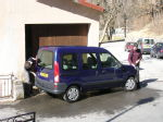Washing le petit Kangoo