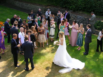 Kate and wael wedding