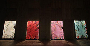 Chris Ofili - The Upper Room