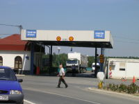 Border control in Brcko