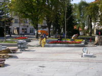Main square, Brcko