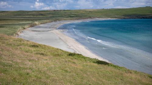 Quendale Beach, Shetland
