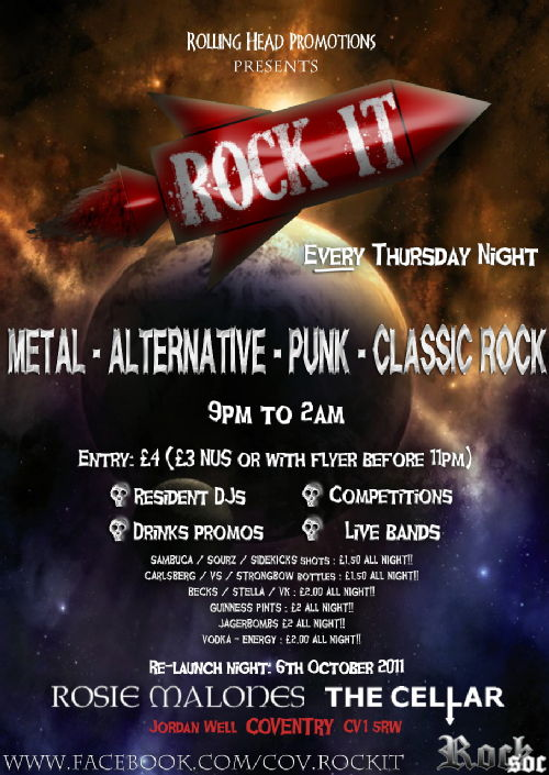 rock it poster