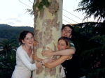 14 - Tree hugging