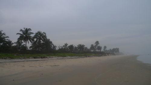 Goa seashore