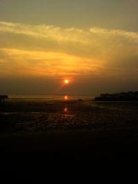 Weston at dusk