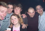 Bashmore, Sport Monkey, Milly, Dan, Romin and Steve