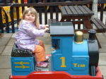 Emily the Train Driver