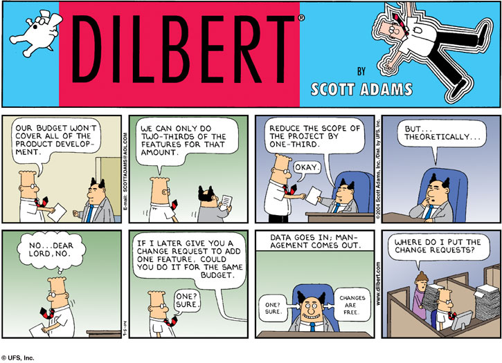 dilbert online dating Welcome to gocomicscom, the world's largest comic strip site for online classic strips like calvin and hobbes, dilbert, non sequitur, get fuzzy, luann, pearl before swine, 9 chickweed lane and more.
