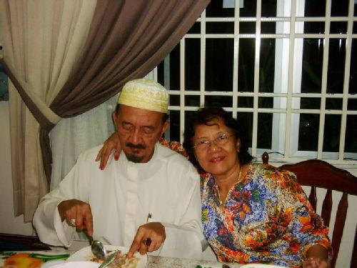 mama and Papa