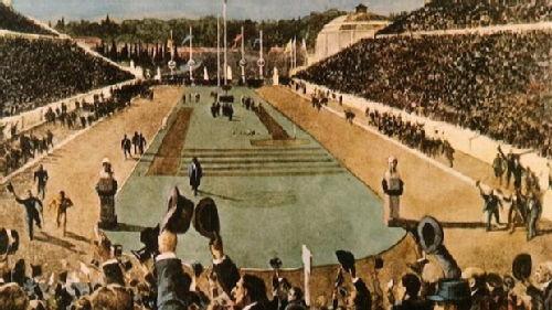 Juegos Olimpicos primeros