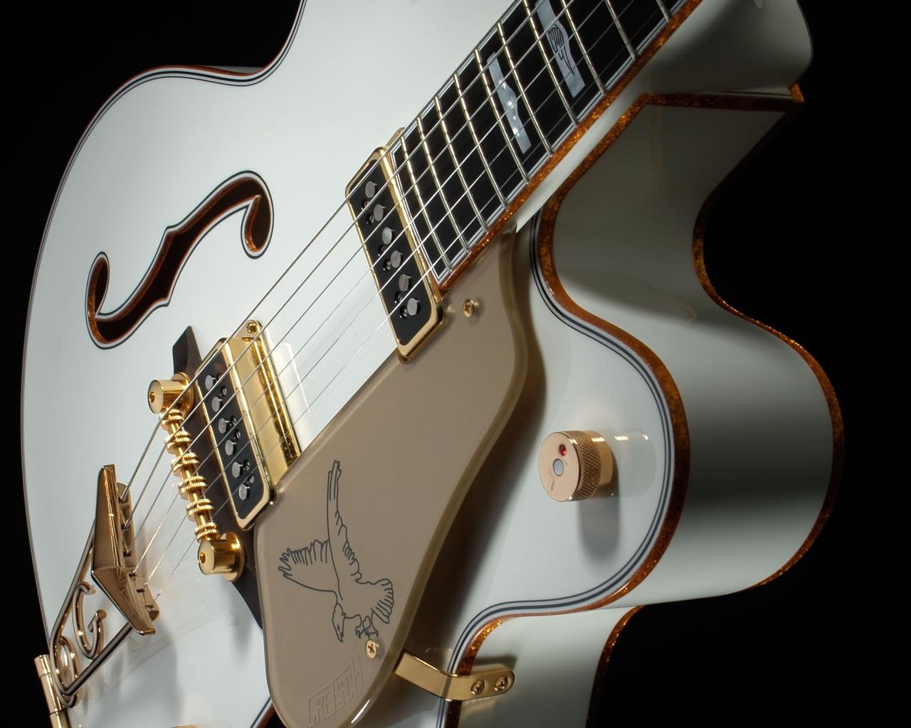 Las 10 mejores guitarras