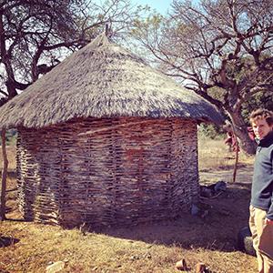 SA hut