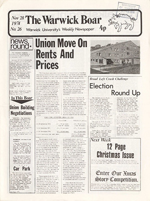 how to make something look like a newspaper article