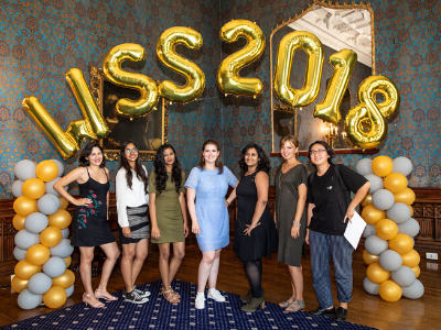 2018 Graduation, Arushi and friends
