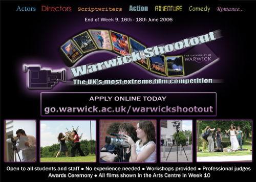 Shootout 2006 Poster
