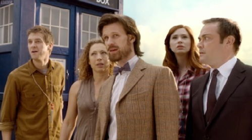 Les chroniques du Docteur- Ze return back (Doctor Who inside) - Page 2 Beardsarecool
