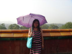 Me at the Summer Palace