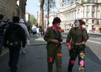 militant clowns
