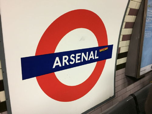 finally I went to the Emirates Stadium to see my favourite football team!!!in Arsenal we trust!!!