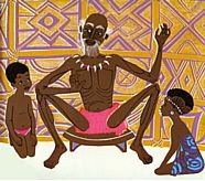 african storyteller