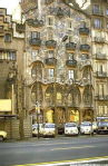 Casa Battlo by Antonio Gaudi (Barcelona)