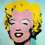 Warhol, Andy -Marilyn