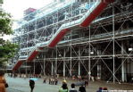 The Pompidou Centre, Paris by Piano, Rogers and Franchini
