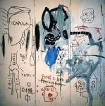 Basquiat, Jean Michel -The Dutch Settlers (Part 1)