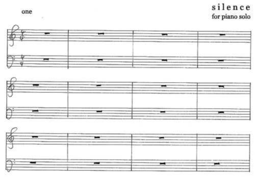 Silence A Piano Concerto
