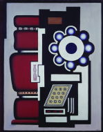 Leger -Still Life with Ball Bearing