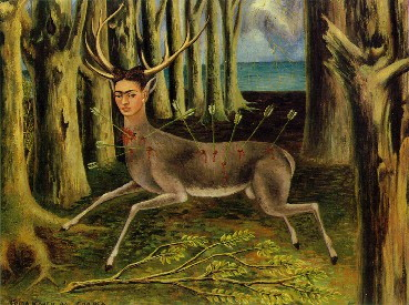 Kahlo -The Little Deer